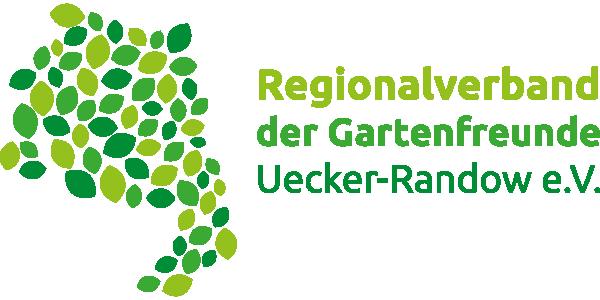 Logo - Regionalverband der Gartenfreunde Uecker-Randow e.V.